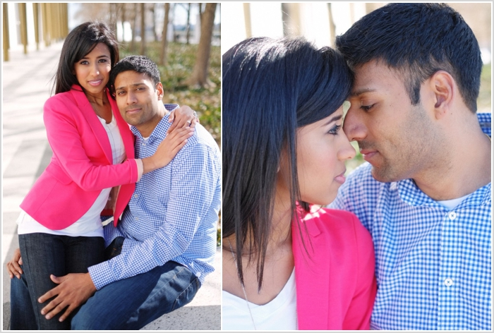 2013 04 01 0028 Washington DC Engagement Shoot Ripal and Neha