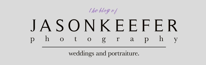 Jason Keefer Photography Blog logo